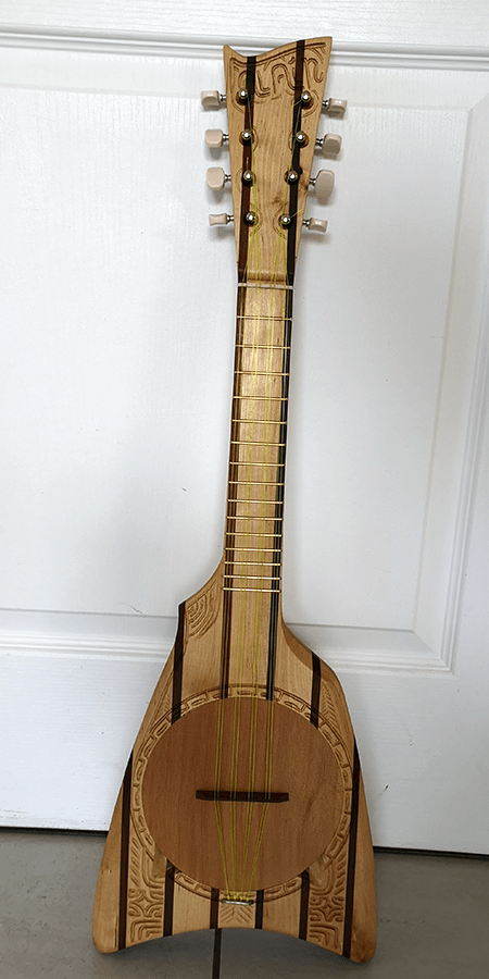 Fabrication de ukulele en Vendée par Vendean Ukulele